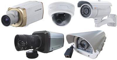 IP-камеры SimpleIP Cam интегрированы в ЦСВН Trassir