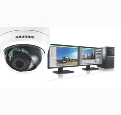 Grundig Security и ПО Mirasys