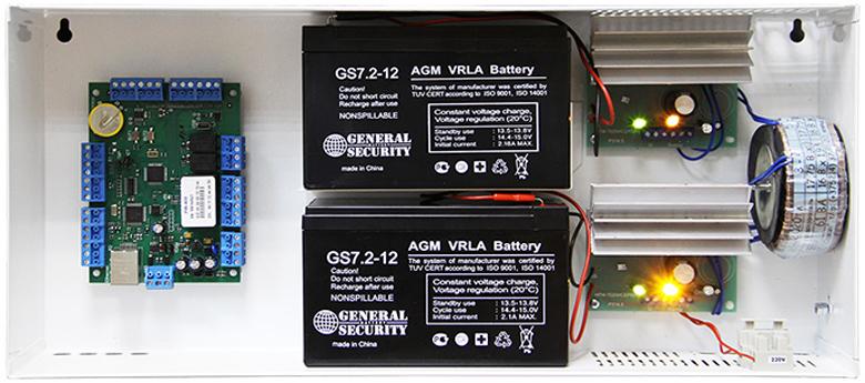 Обновление линейки универсальных контроллеров СКУД ProxWay