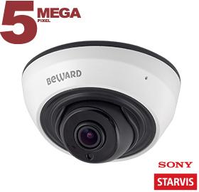 Новые компактные 5Мп IP-камеры SV3210DR