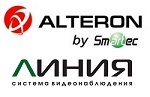Интеграция IP-камер Alteron by Smartec в ПО Линия
